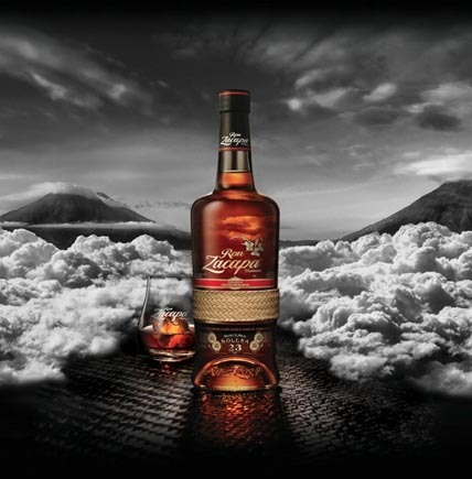 zacapa above the clouds