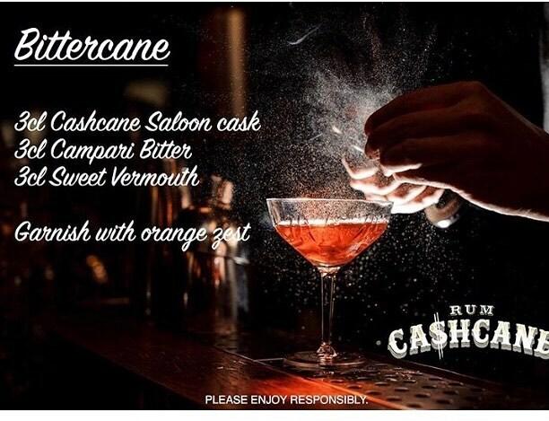 Bittercane - Cashcane Drink Saloon Cask