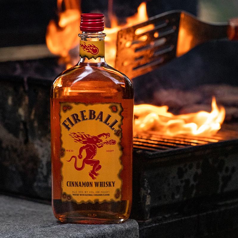 Fireball whisky likér